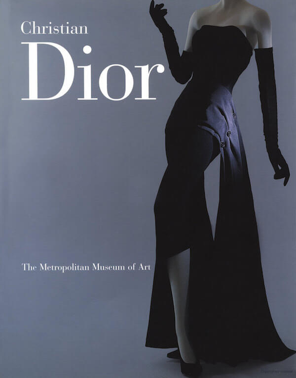 The Met Museum free art books: Christian Dior (1996)