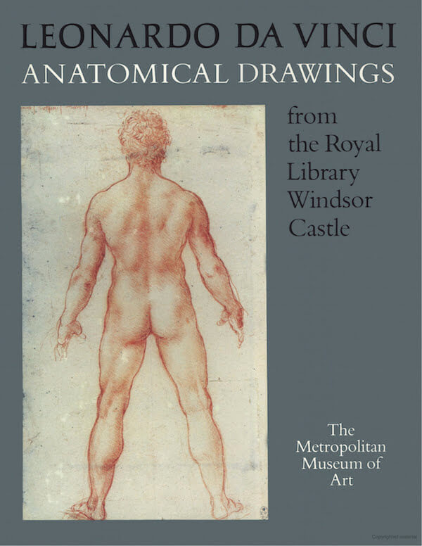 The Met Museum free art books: Leonardo da Vinci: Anatomical Drawings from the Royal Library, Windsor Castle (1983)