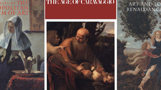 The Met releases 500+ free art books for download