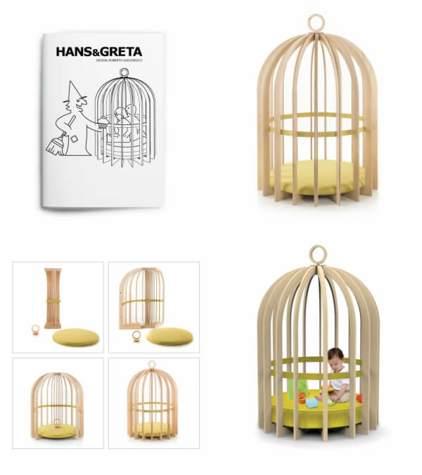 HANS & GRETA by IDEA, an IKEA parody