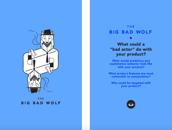 Tarot Cards of Tech: The Big Bad Wolf
