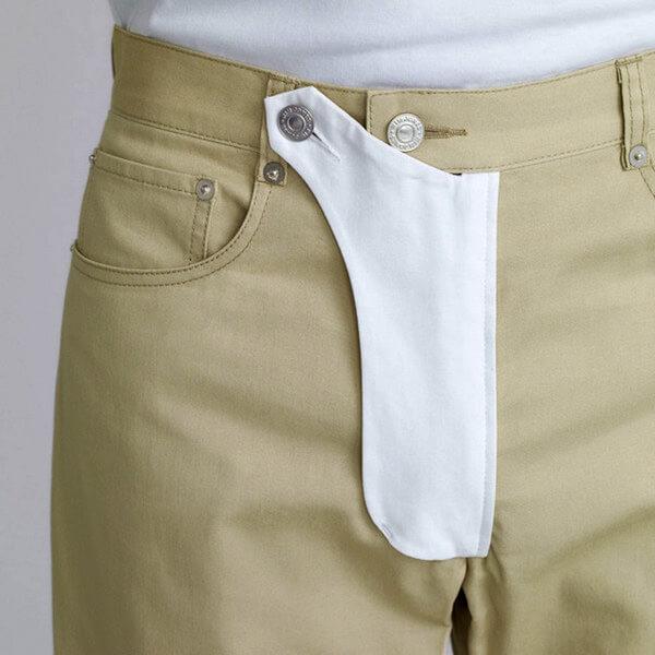 Japanese fashion brand creates crotch accentuating pants