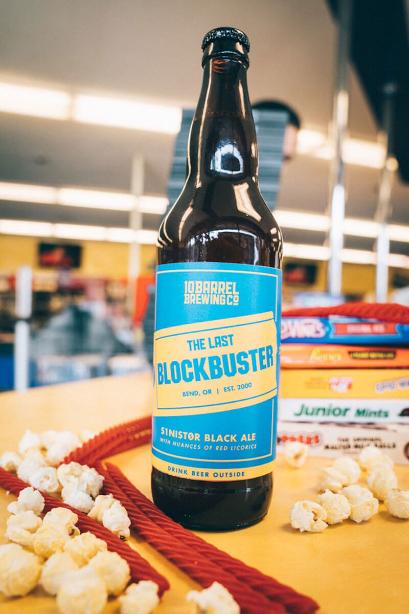The Last Blockbuster by 10 Barrel Brewing