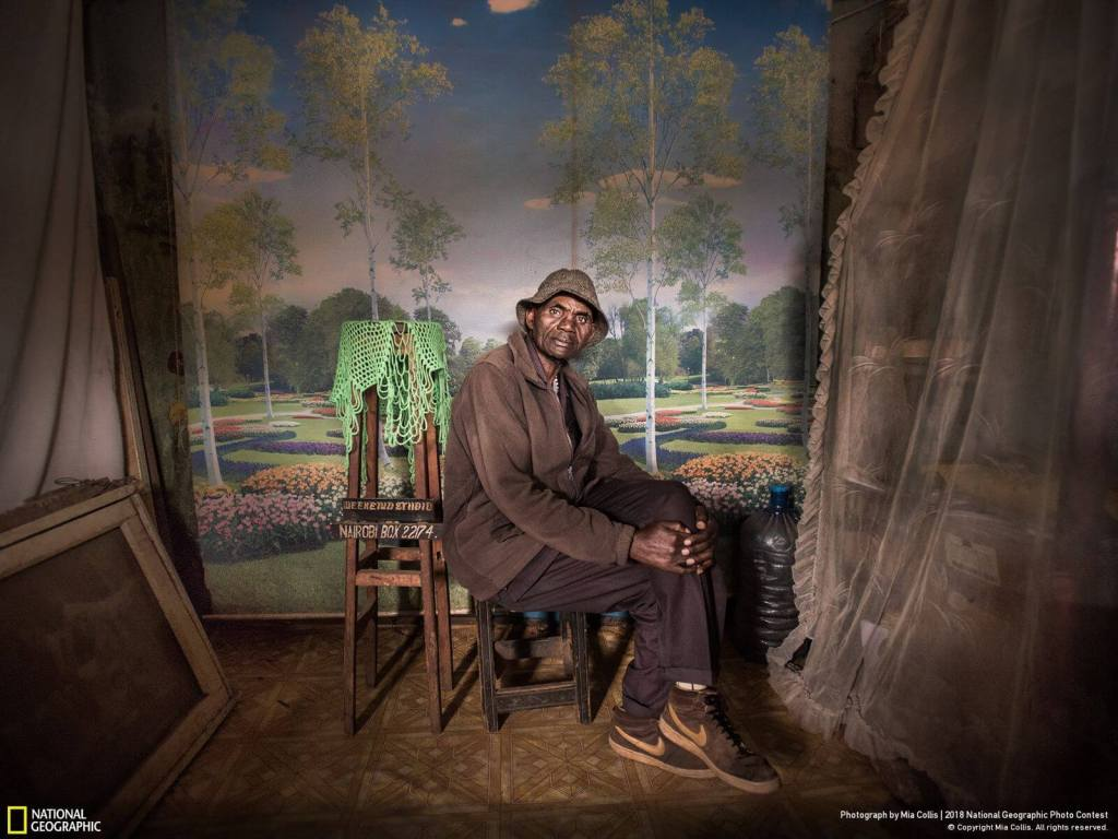 2018 National Geographic Photo Contest: 1st place people category