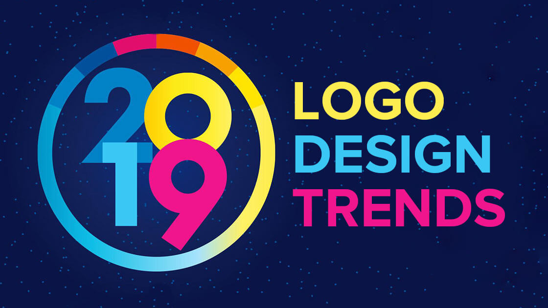 9 logo trends to keep an eye out for in 2019