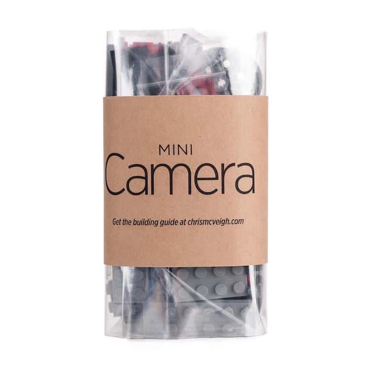 Leica M camera LEGO kits