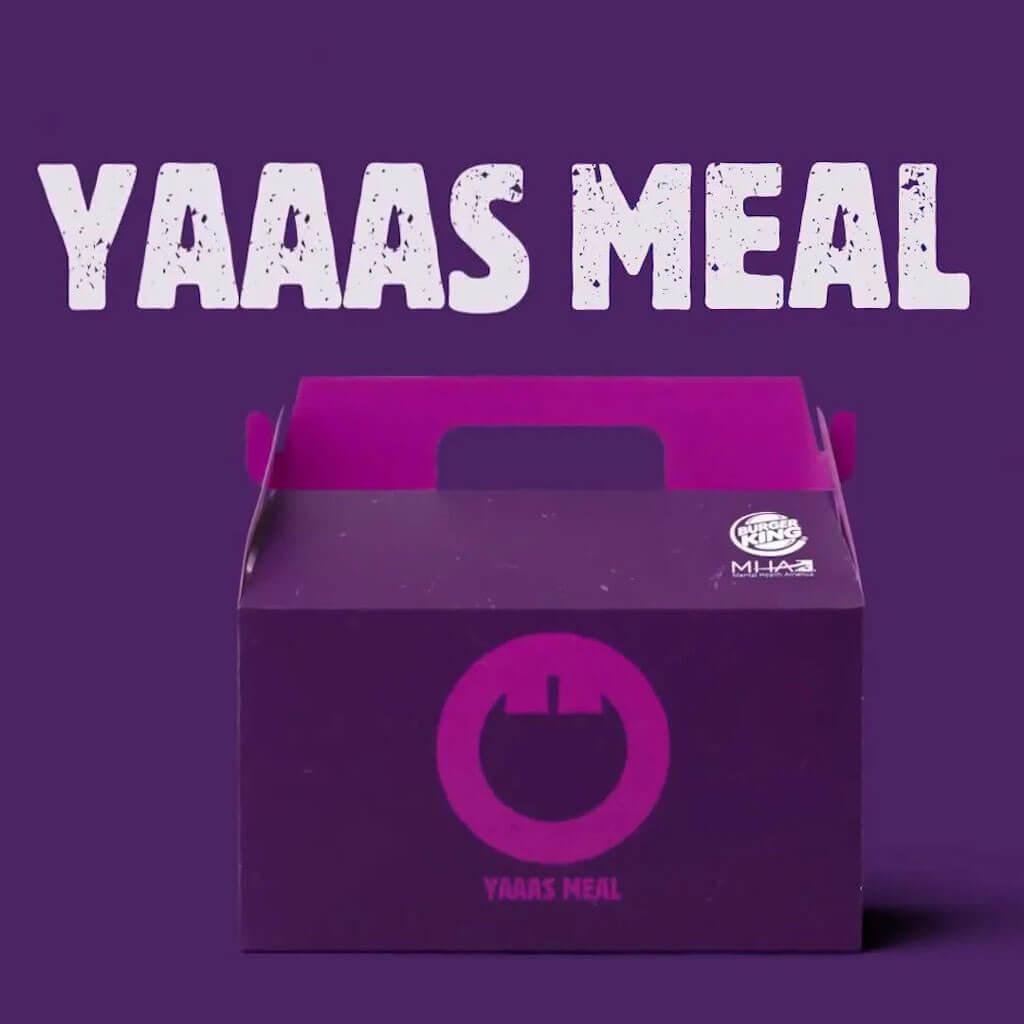 The Real Meal: YAAAS