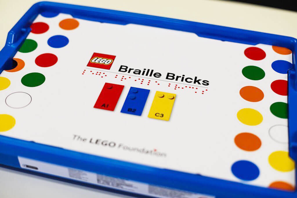 LEGO Braille Bricks coming in 2020