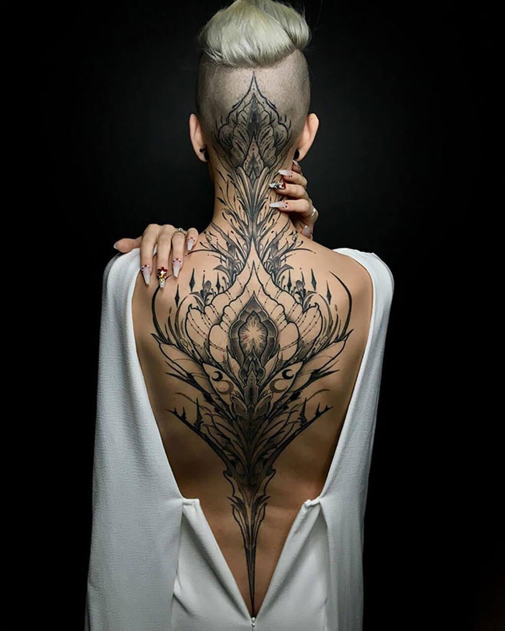 Beautiful, intricate designs