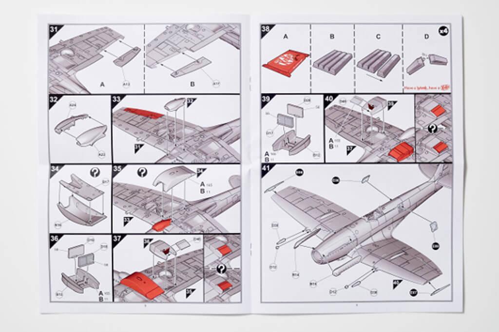 KitKat DIY model kit