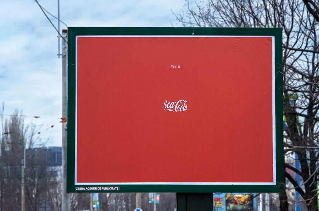 """Coca-Cola """"Feel It"""" campaign"""