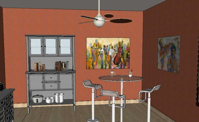 Adding Wall Art In Sketchup Posters27 Daniel Tal