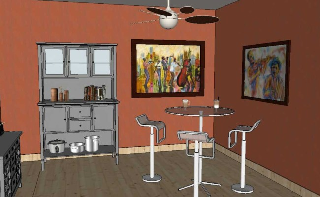 Adding Wall Art In Sketchup Posters 38 Daniel Tal