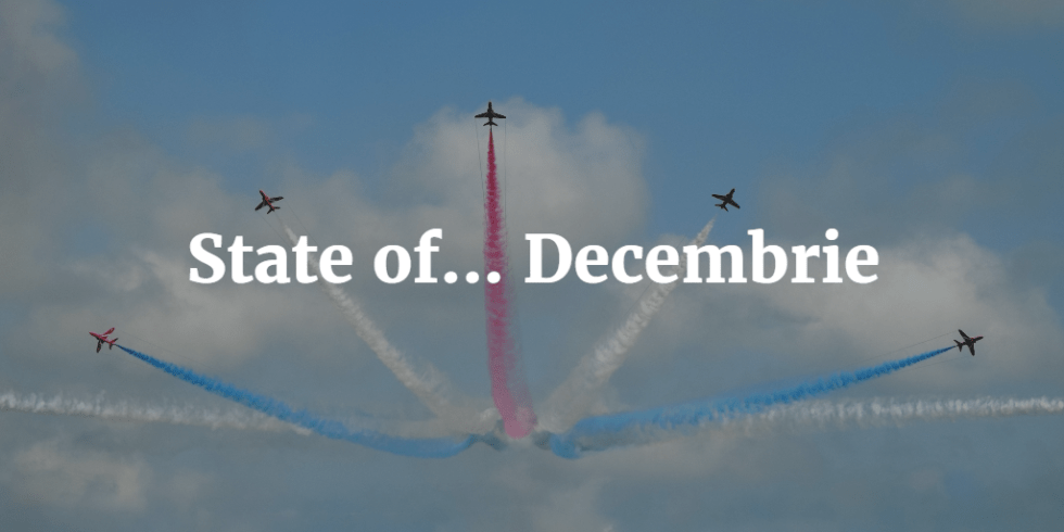 State Of… Decembrie