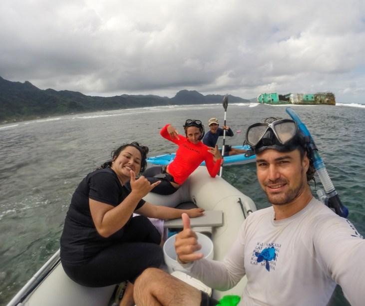 American Samoa team photo