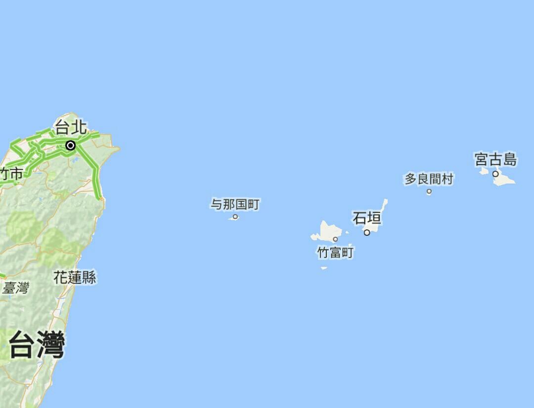 2017石垣島6天逍遙遊索引   悠遊行索引篇