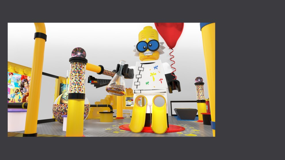 Lego Imagination Lab >