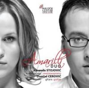 Amarilli Duo Album Cover