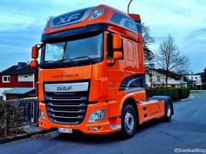 DAF XF 106 Euro 6