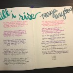"""Still I Rise"" by Maya Angelou"