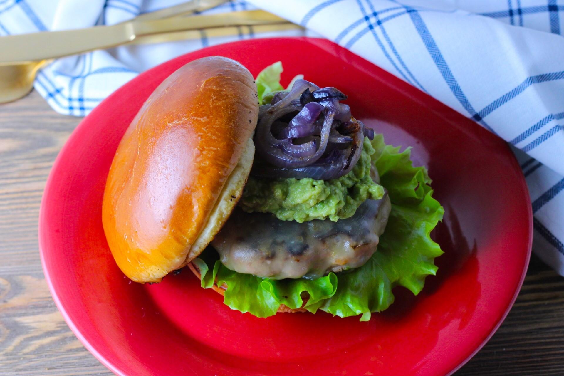 turkey burger 1
