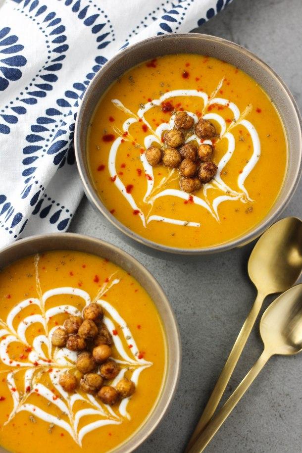 Butterrnut Squah Soup 1-2