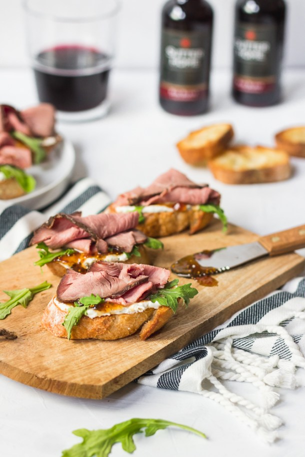 Sutter Homes Wine + Crostinis -1-7
