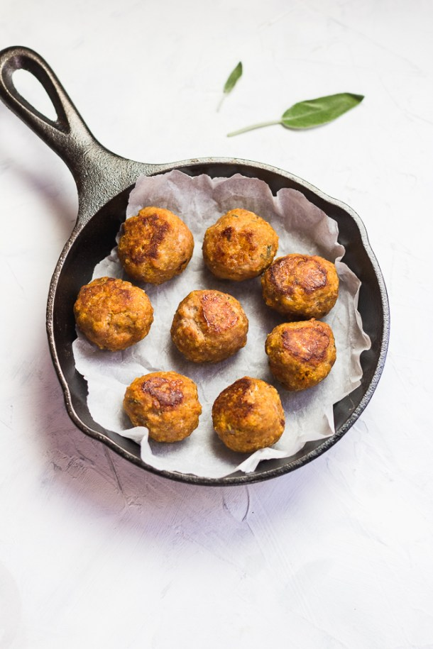 Pumpkin Sage Turkey Meatballs -1.jpg