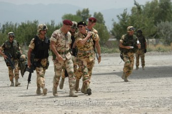 danilo-amelotti.com close protection Enduring freedom COM COI 2