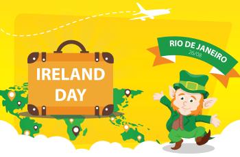Ireland Day – Palestra Gratuita (RJ)