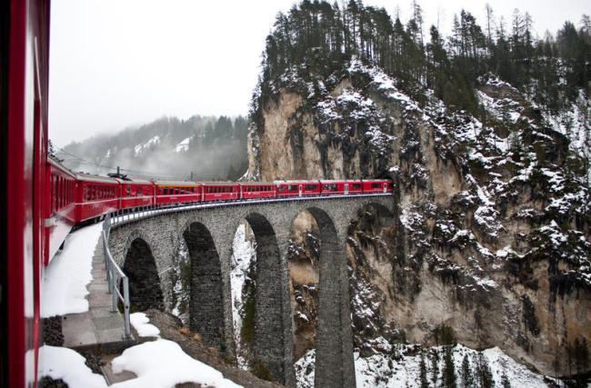 Interrail – Viajando pela Europa de trem