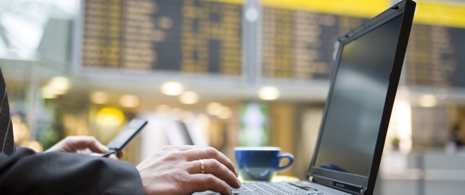 Parolele Wi-Fi din cele mai mari aeroporturi ale lumii