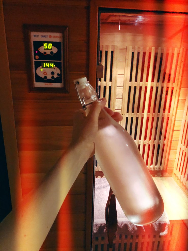 infrared saunas detoxification
