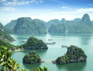 Cua Van, Vijetnam