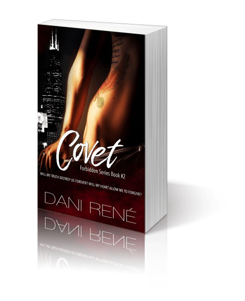 Covet, Book Two of the Forbidden Series