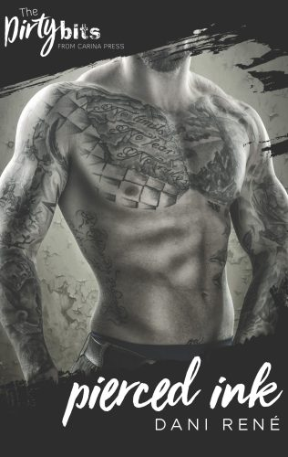 Book Cover: Pierced Ink