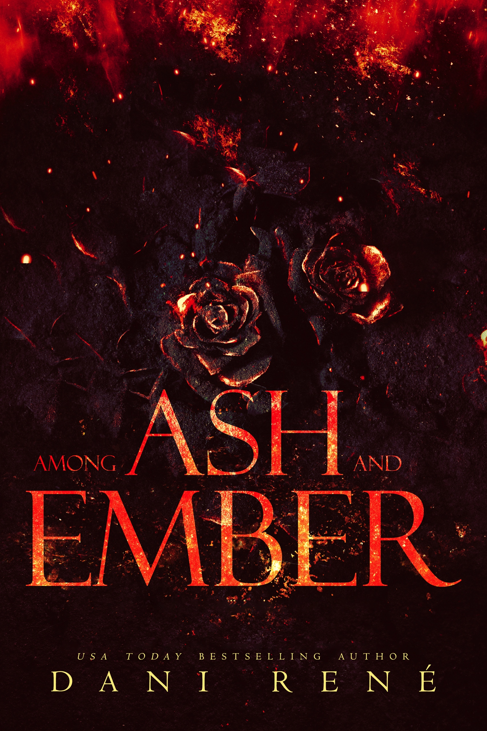 Among Ash and Ember Cover