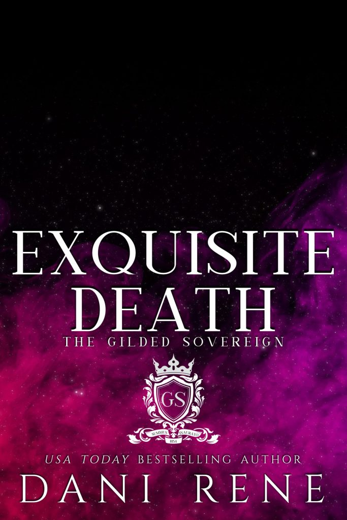 Book Cover: Exquisite Death