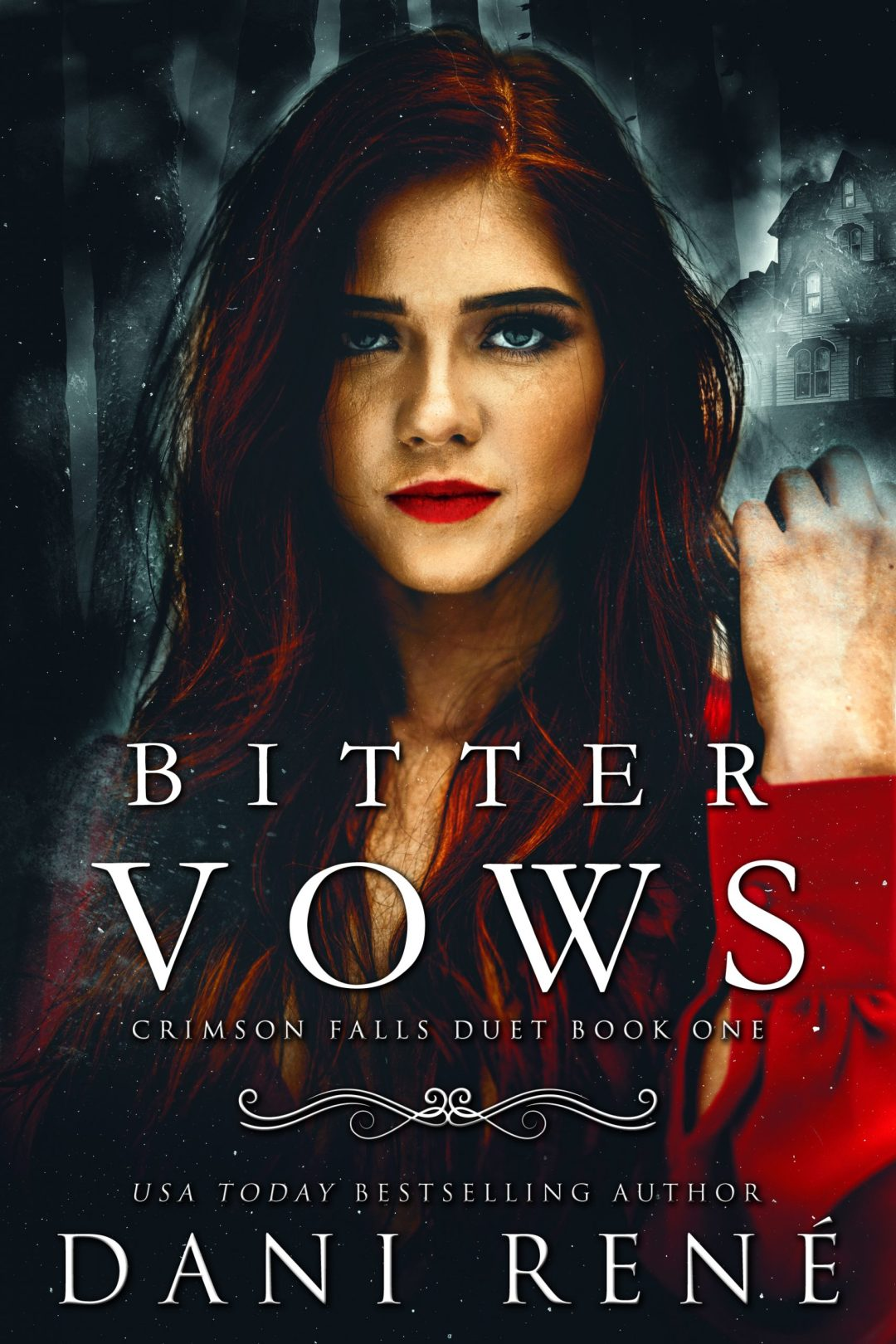 Book Cover: Bitter Vows