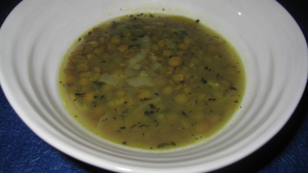 I Say Ash-Eh-Adass, You Say Lentil Soup