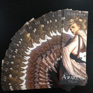 Air Awakens bookmarks