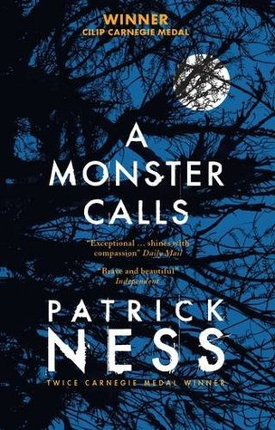 A Monster Calls cover