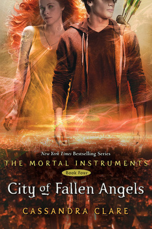 City of Fallen Angels cover