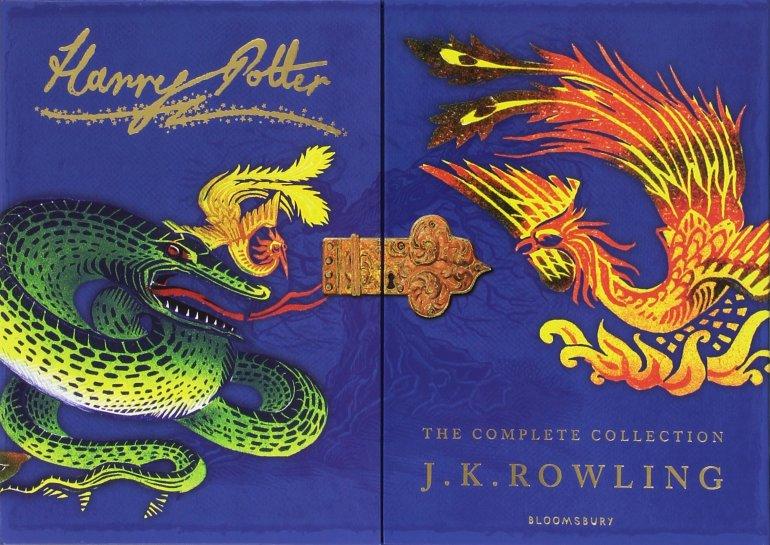 Harry Potter Signature Hardback Boxed Set