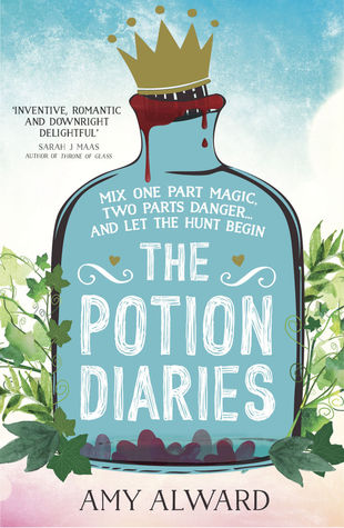 The Potion Diaries cover