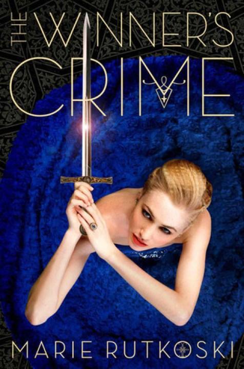 The Winner's Crime cover