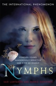 Nymphs cover