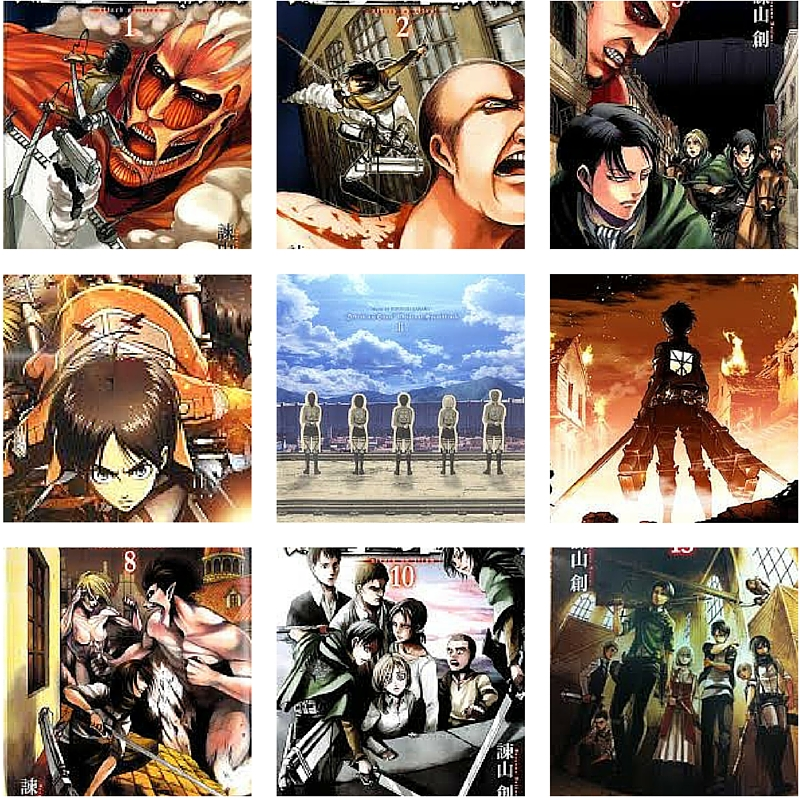 AOT Cover Collage