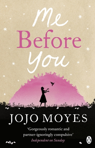 Me Before You cover