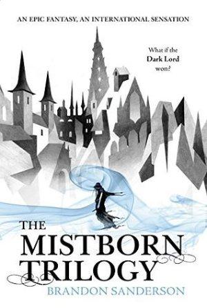 The Mistborn Trilogy set cover